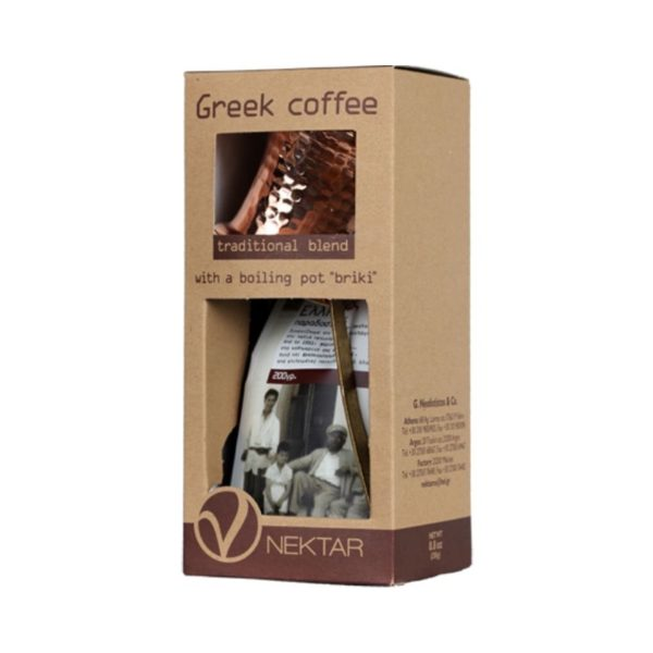 greek coffee briki