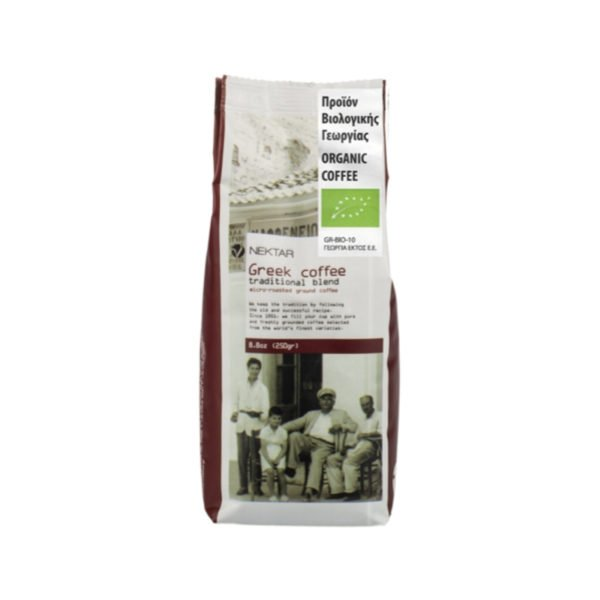 Greek Organic Coffee