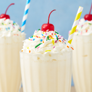 The Perfect Milkshake